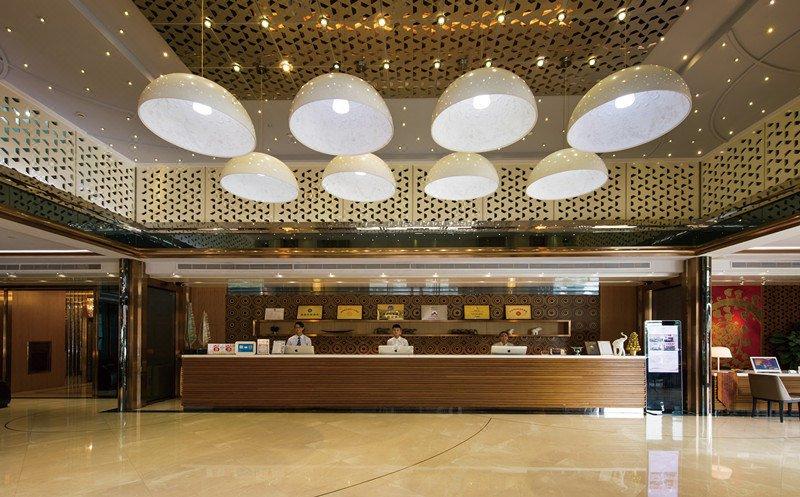 Starpark Hotel Shenzhen Hotel public area