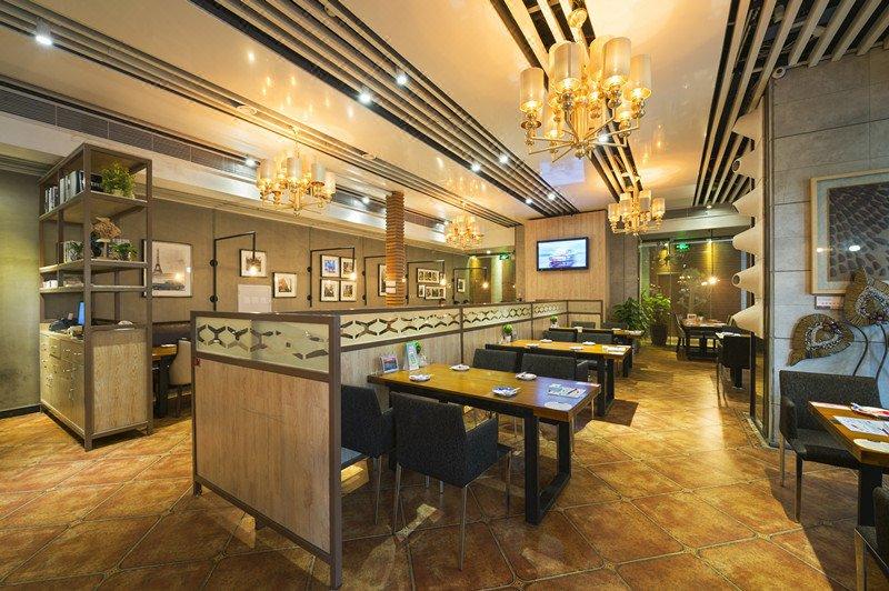Starpark Hotel Shenzhen Restaurant