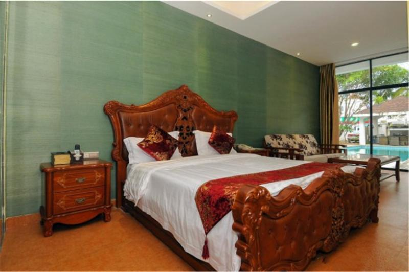 David Legendary Resort Room Type