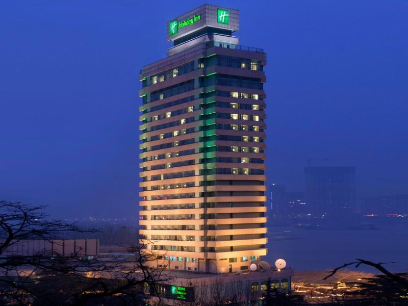 Holiday Inn Wuhan Riverisde Over view