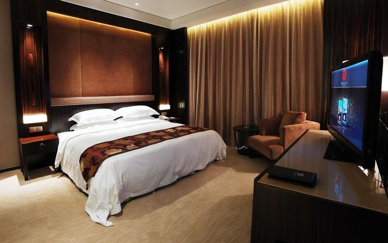上海新崇大酒店房型