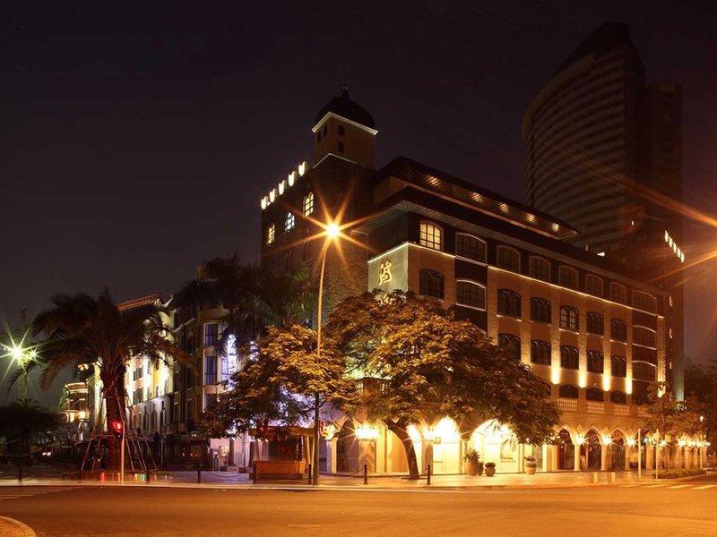 深圳鸿隆公寓酒店外观