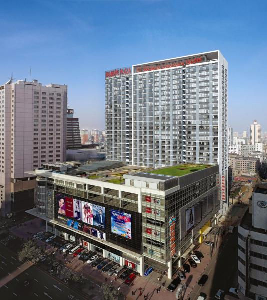 Shenyang Minshan Hotel Over view