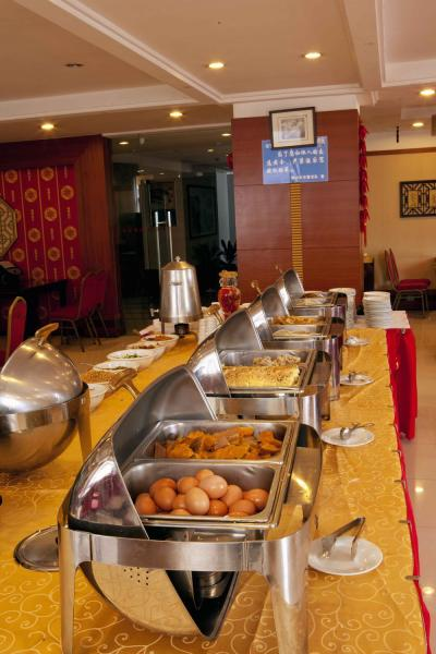 Oriental Holiday Hotel Restaurant