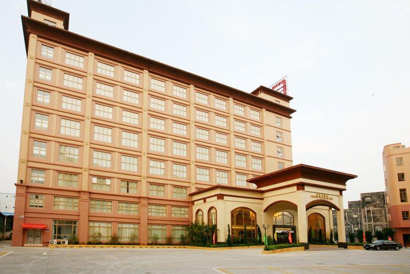 Junyue Hotel Guangzhou Over view