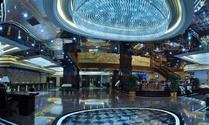 Nanyang Seascape Hotel Zhuhai Hotel public area