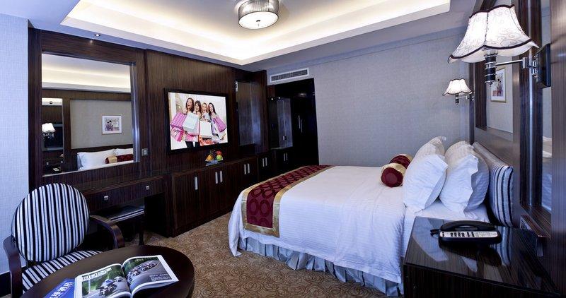 珠海南洋海景酒店房型