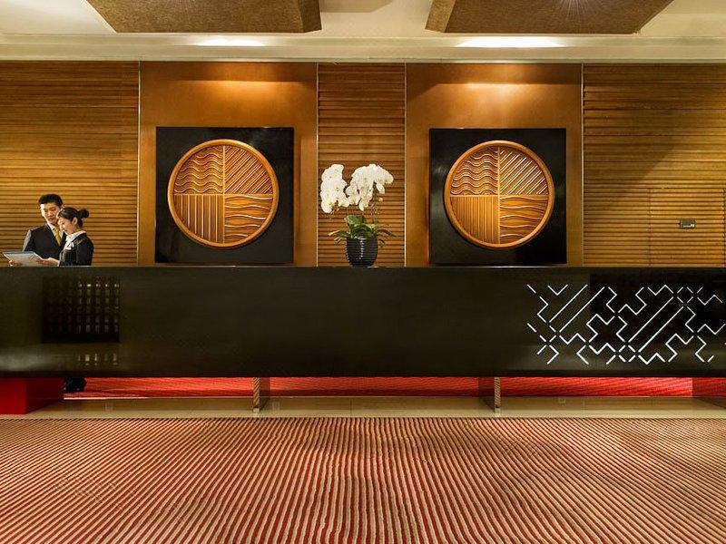 Hotel Nikko Tianjin Hotel public area