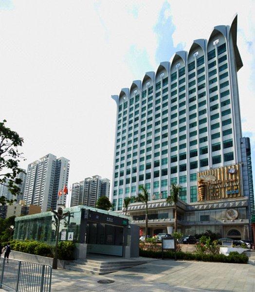 深圳新桃园酒店(南山桃园总店)外观