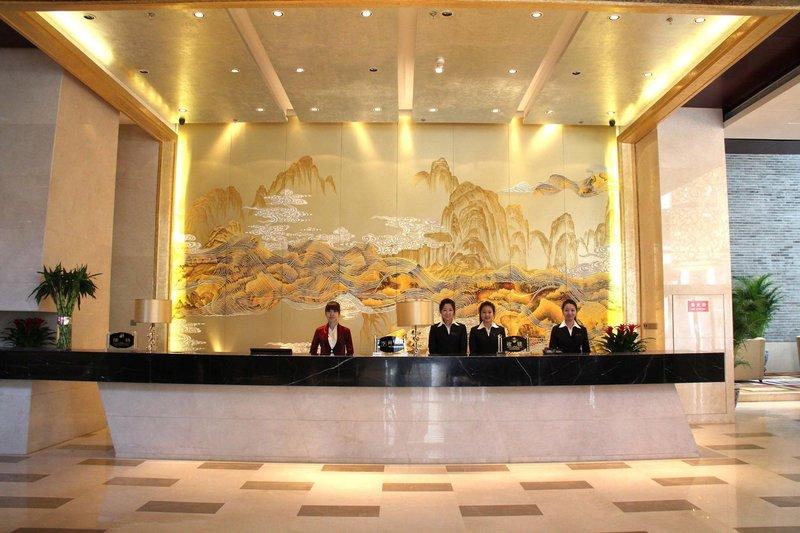 天津锦龙国际酒店公共区域