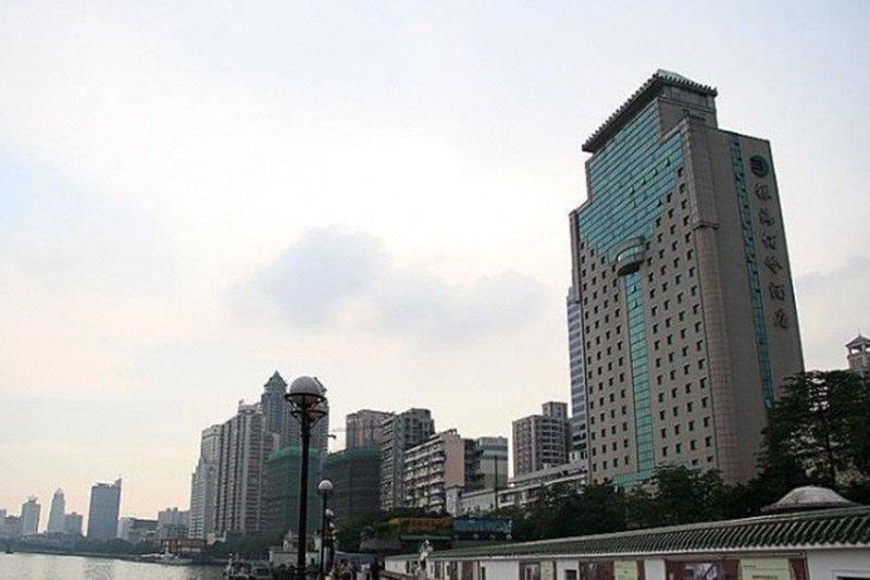 Hai Jun Hotel Guangzhou Over view