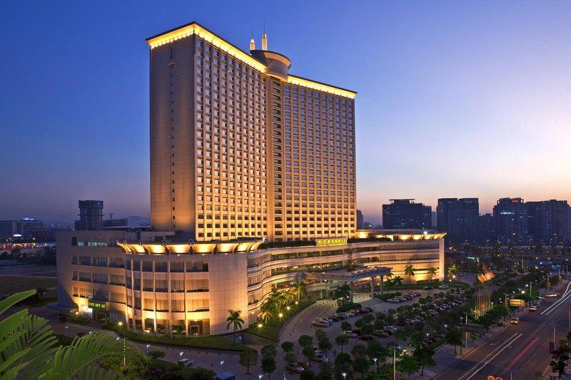 Exhibition International Hotel Dongguan Over view