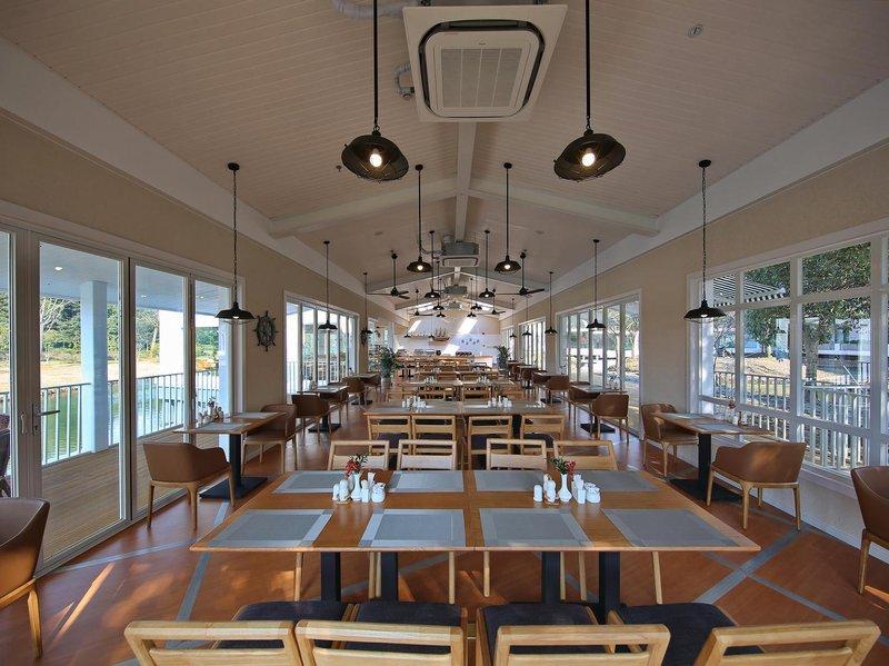 上海东方绿舟宾馆 - 餐厅