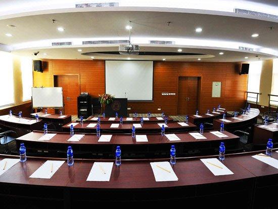 Wisdom Hotel Shanghai meeting room