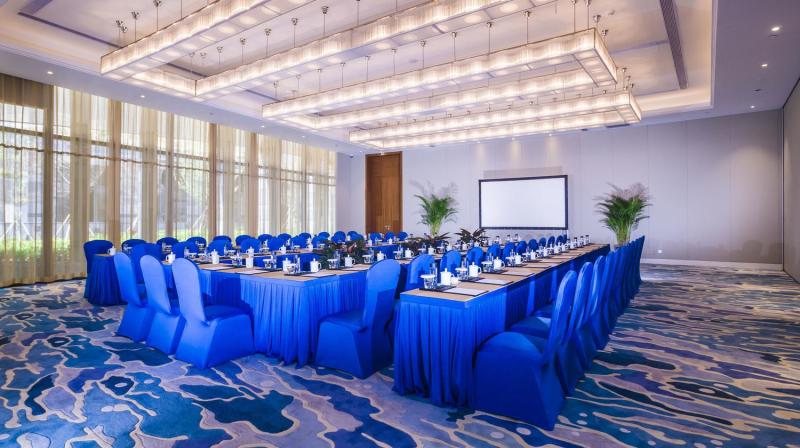 Hainan Greentown Blue Bay Resortmeeting room
