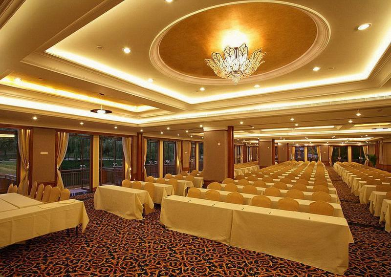 Just Stay Hotel Guangzhou meeting room