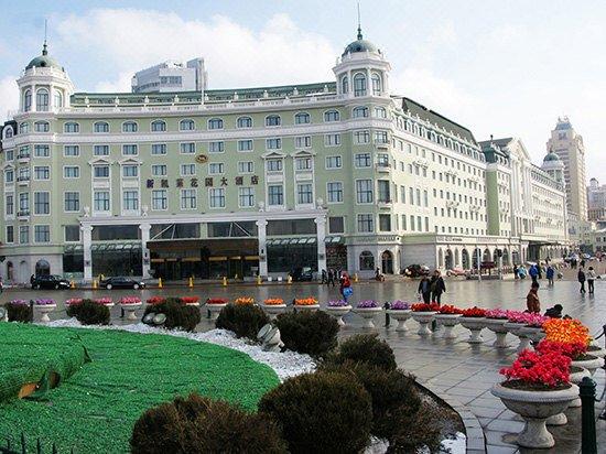 New Gloria Garden Plaza Hotel Over view