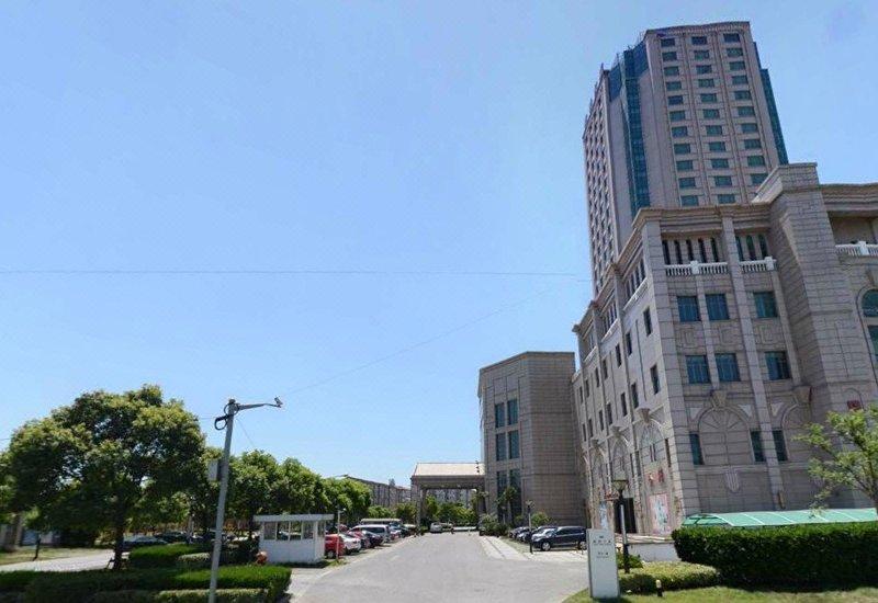 上海金山海鸥大厦酒店外观