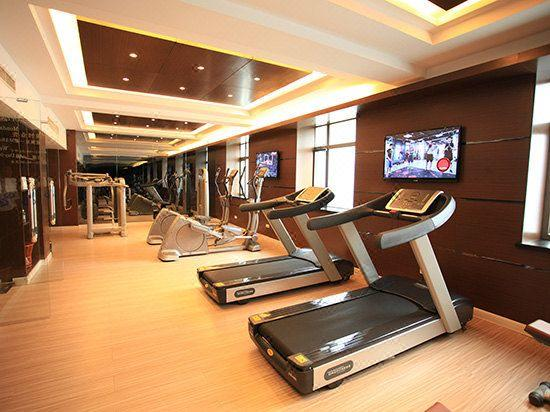 New Gloria Garden Plaza Hotel Leisure room