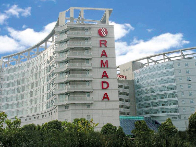 Ramada Plaza Shanghai Pudong Airport Over view