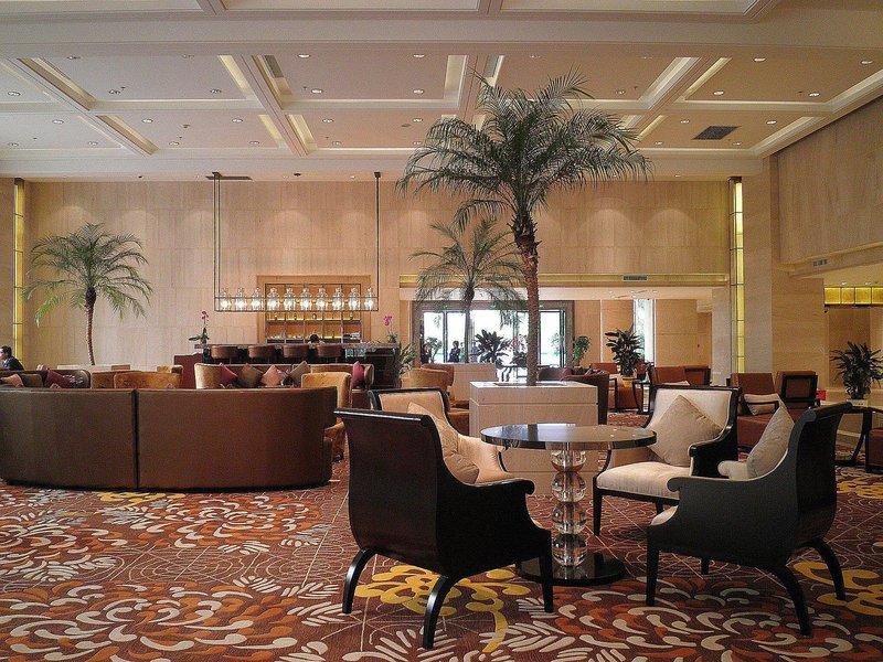 广州奥园高尔夫酒店休闲室