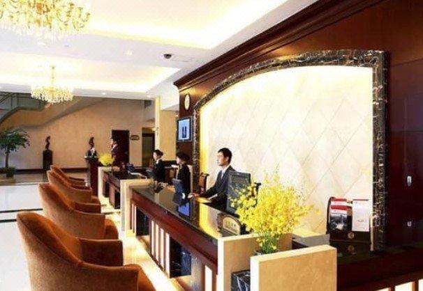 上海华凯华美达广场酒店公共区域