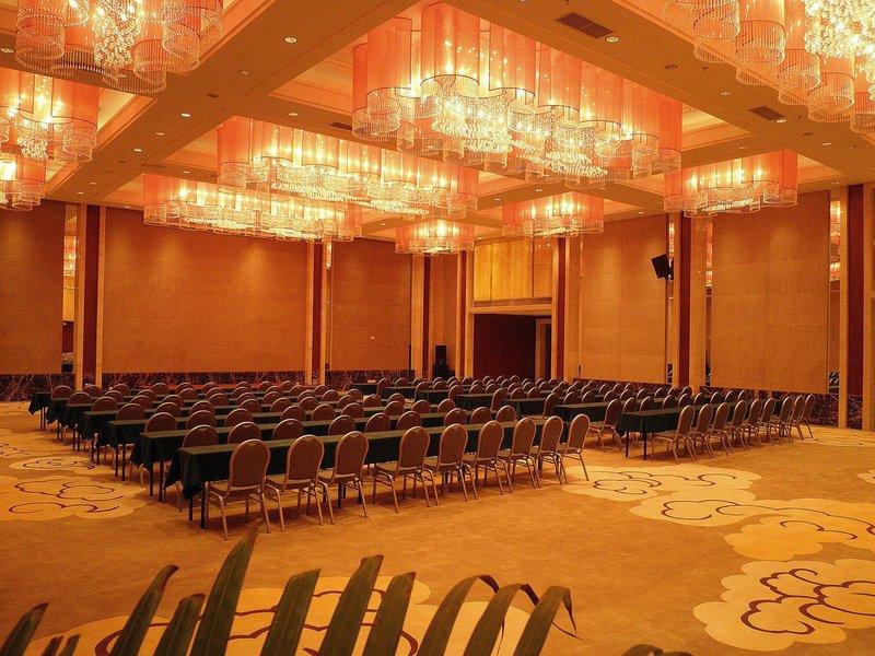广州奥园高尔夫酒店会议室