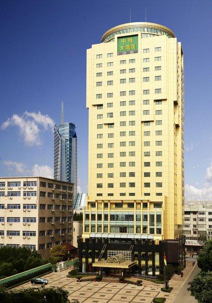 上海中祥大酒店酒店外观