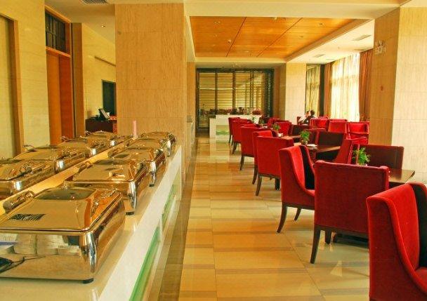 广州奥园高尔夫酒店餐厅