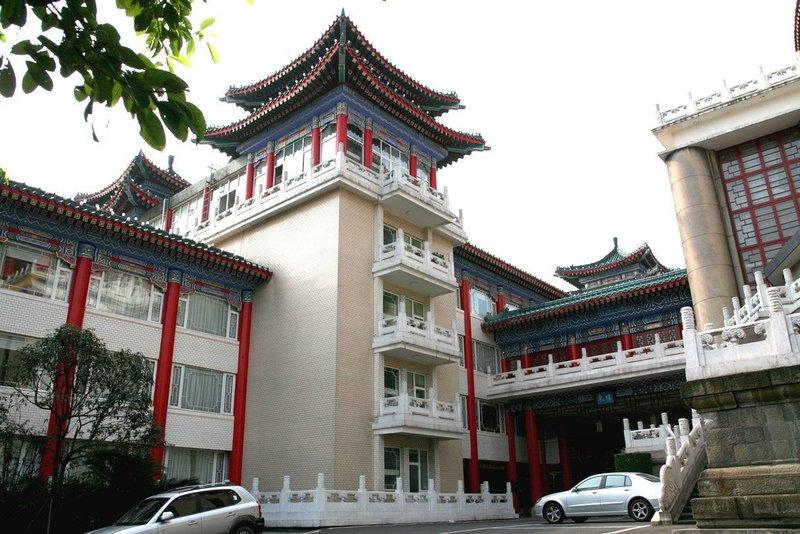 重庆大礼堂酒店外观