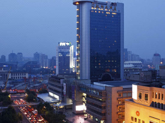 Hangzhou Hotel Over view