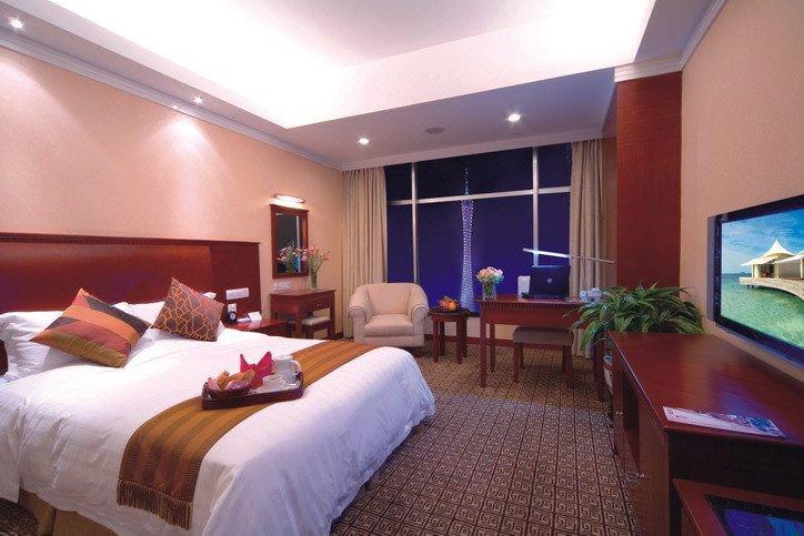 广州凯旋华美达大酒店房型