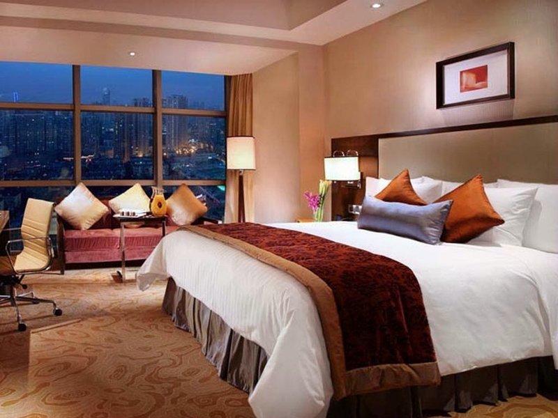 上海西藏大厦万怡酒店房型