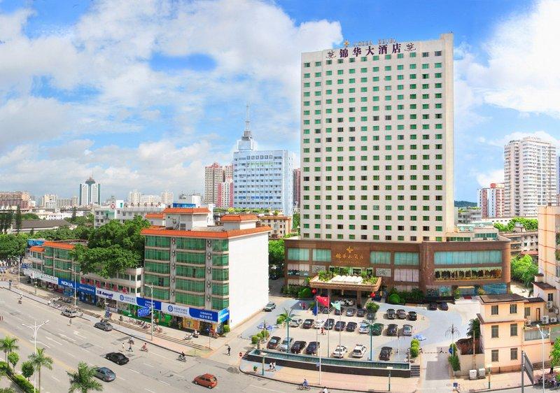 Guangxi Jinhua Hotel Over view