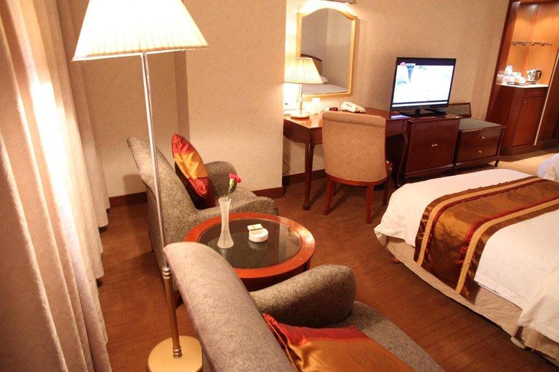 包头神华国际大酒店房型