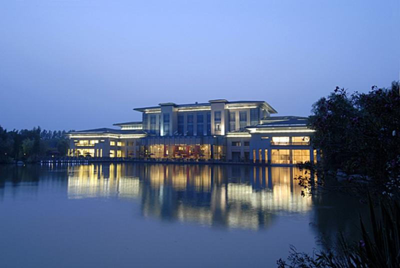 Lakeside Hotel Hefei Over view