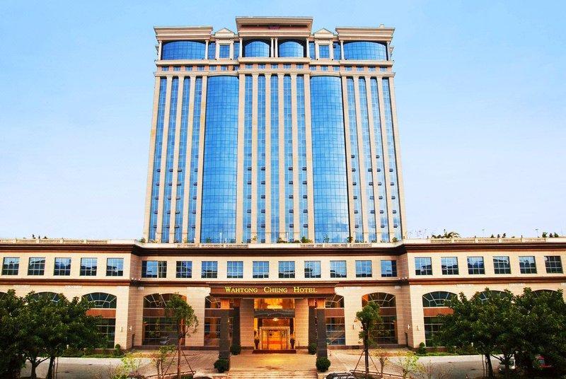 Wahtong Cheng Hotel Dongguan Over view