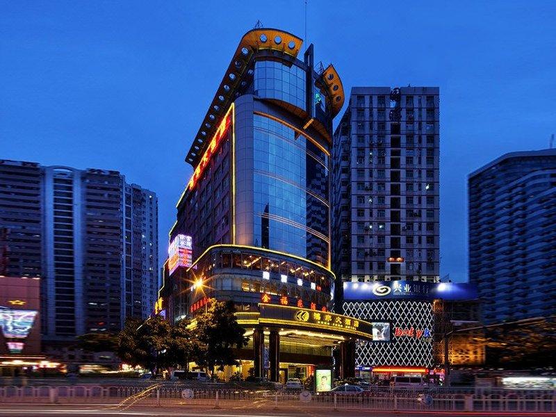 深圳春风路鸿丰大酒店酒店外观