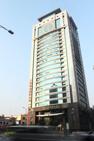 广州大舜丽池国际酒店酒店外观
