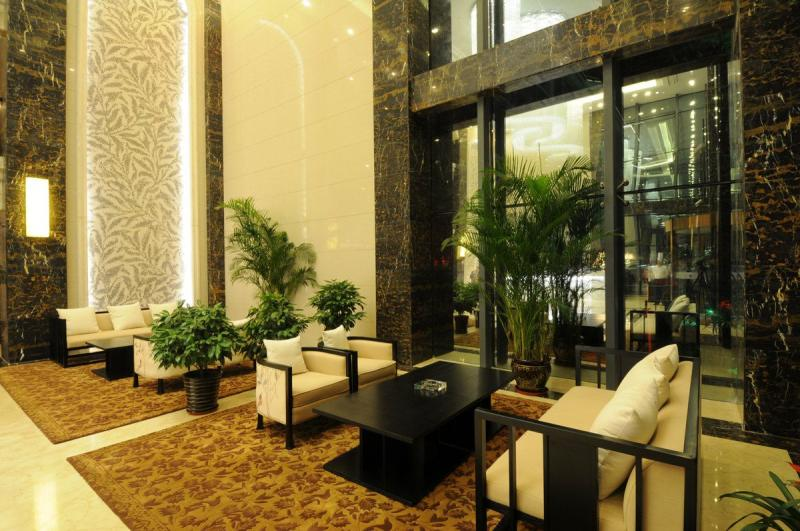 Shanghai Huanghao Hotel Hotel public area