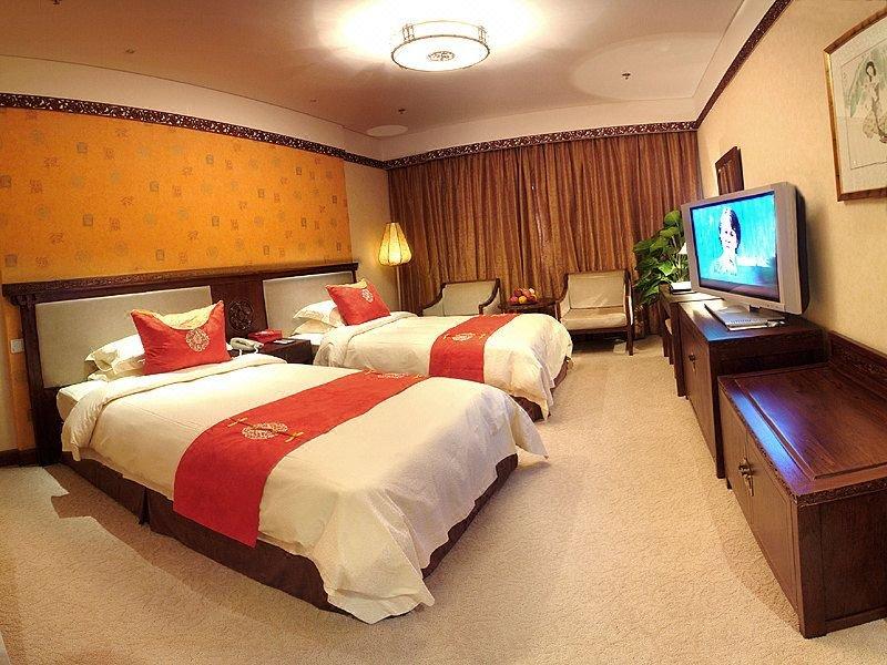 西安大唐芙蓉园芳林苑酒店房型