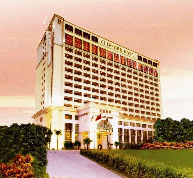 广州祈福酒店度假俱乐部外观