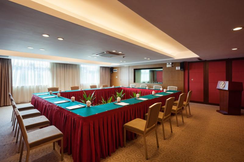 Landmark International Hotel Science City meeting room