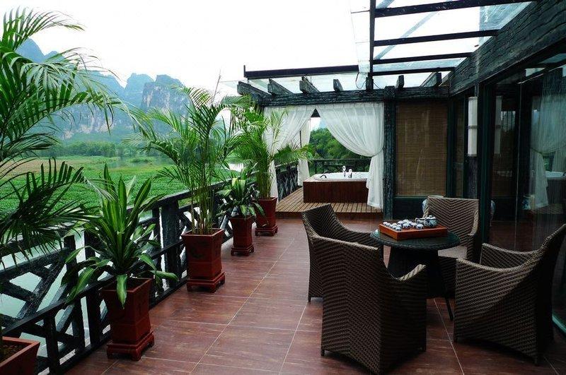 Mingshi Mountain Villa Room Type