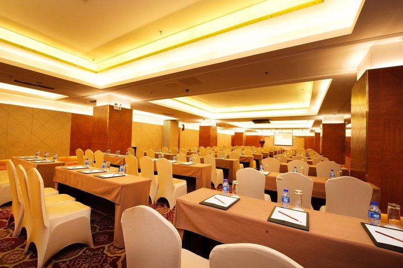 北京宝辰饭店会议室