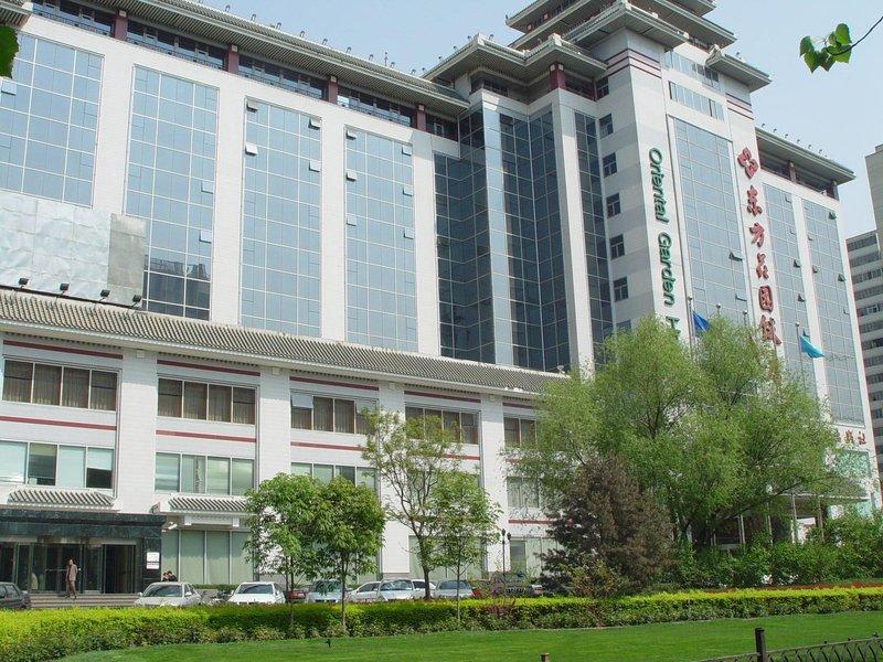 北京东方花园饭店外观
