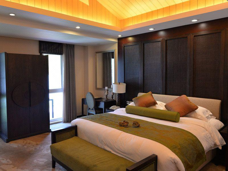 Zhongjia Palace Hot spring Hotel Room Type