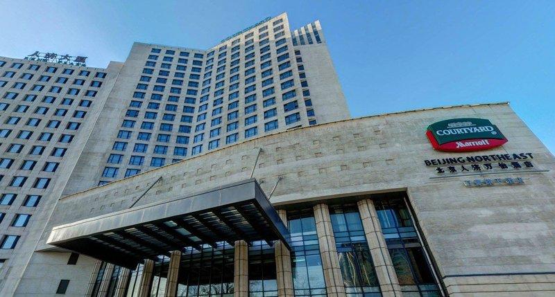 Courtyard by Marriott Beijing Northeast Over view