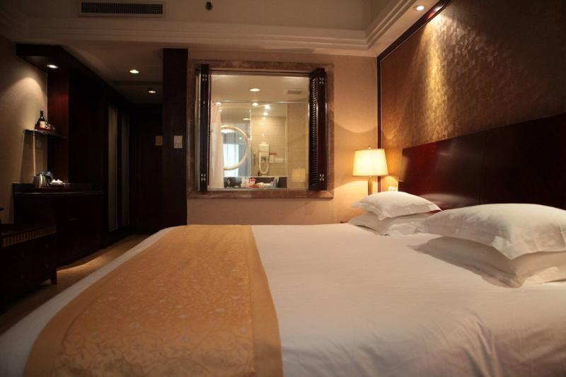 Ramada Wuxi Room Type