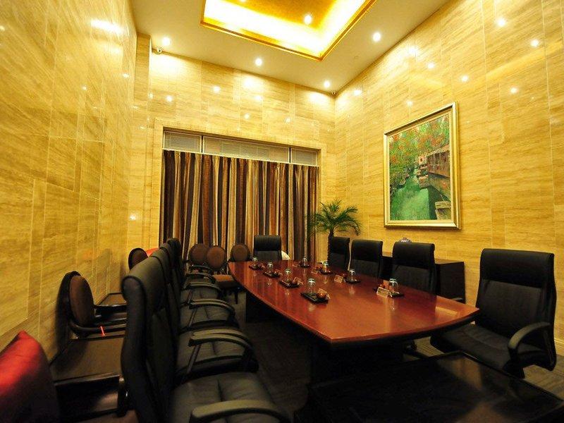 Lee Gardens Hotel Shanghai meeting room